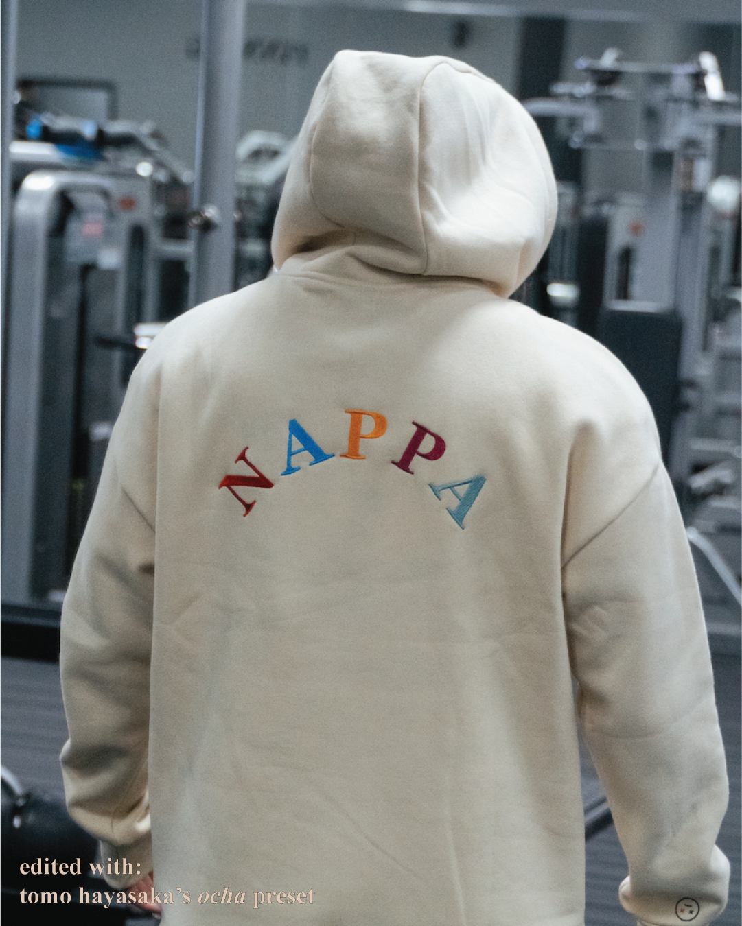 jay hook | nappa hoodie - achoo international