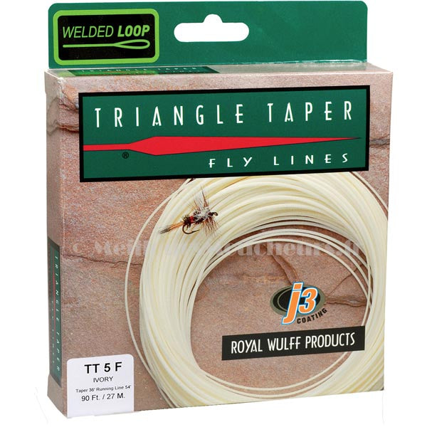 Soie Royal Wulff Trangle Taper (TT)
