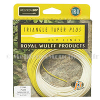 Soie Royal Wulff Trangle Taper PLUS