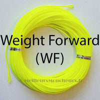 Soie flottante Weight Forward (WF)