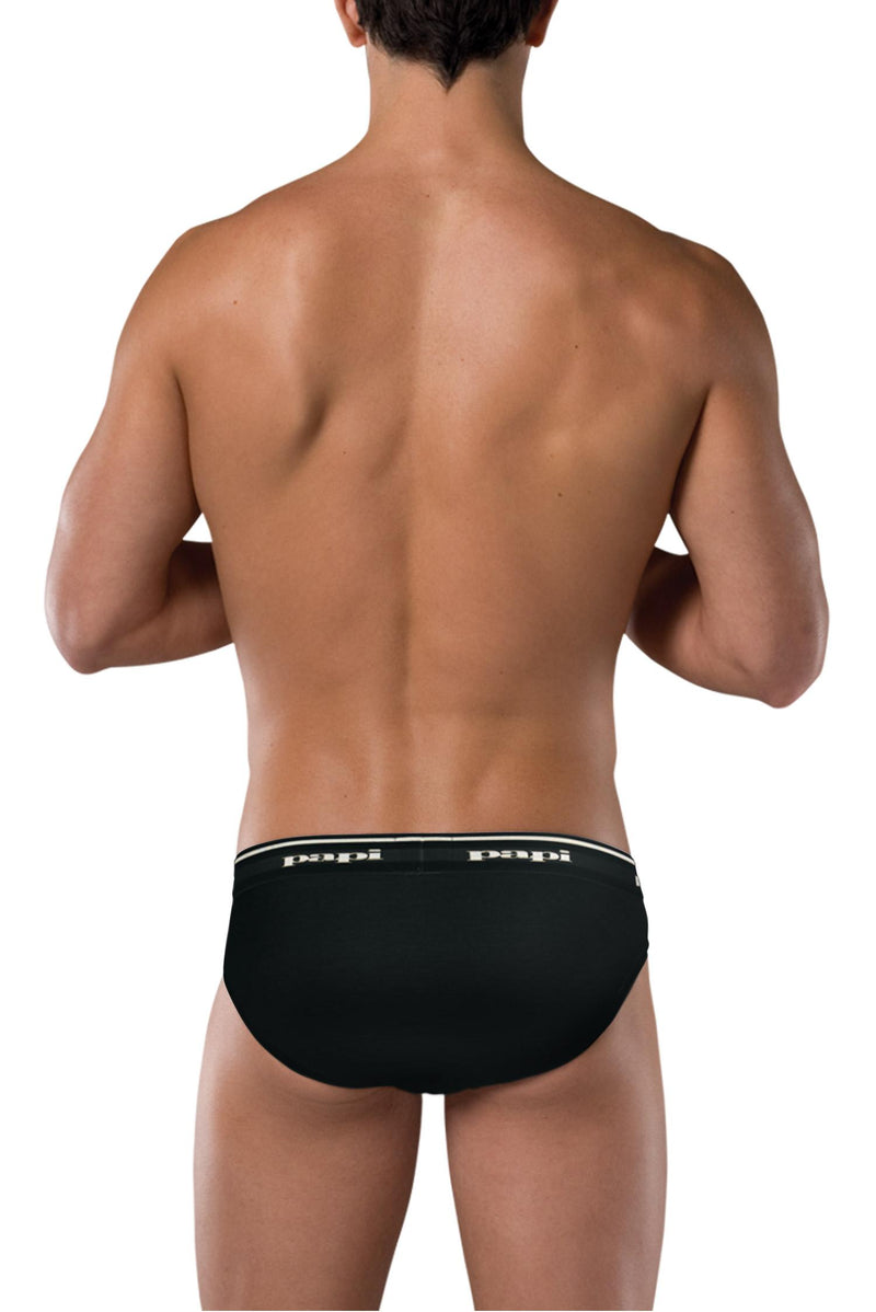 3-Pack Low Rise Briefs (Multi)
