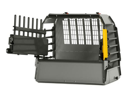 MIM Variocage Compact - Car Crash Tested Dog Travel Crate for Hatchbacks - Pet Possibilities - 1