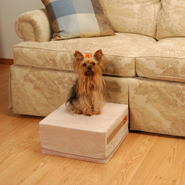 "Royal Ramps 1 Step Pet Stair (7"" Tall) - Pet Possibilities - 1"