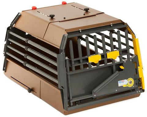 MIM Variocage MiniMax - Car Crash Tested Dog & Cat Travel Crate - Pet Possibilities - 1