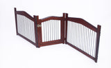 2-in-1 Configurable Pet crate and Gate - Large - Pet Possibilities - 1