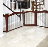 2-in-1 Configurable Pet crate and Gate - Large - Pet Possibilities - 3