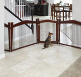 2-in-1 Configurable Pet crate and Gate - Large - Pet Possibilities - 5