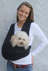 Dog Sling Carrier - Pet Possibilities - 1