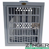 Zinger Heavy Duty Series Aluminum Dog Crate - Pet Possibilities - 5