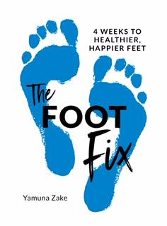 THE FOOT FIX BOOK - Yamuna Product UK - The Official UK Distributor