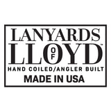 Lanyards of Lloyd-Hand Made/Angler built *NEW PRODUCT*