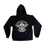SJ Night Crew Shift Zip Hoodies