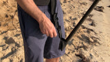 NEW PRODUCT Surf Sling -Surf Rod Holder LIMITED QUANTITIES