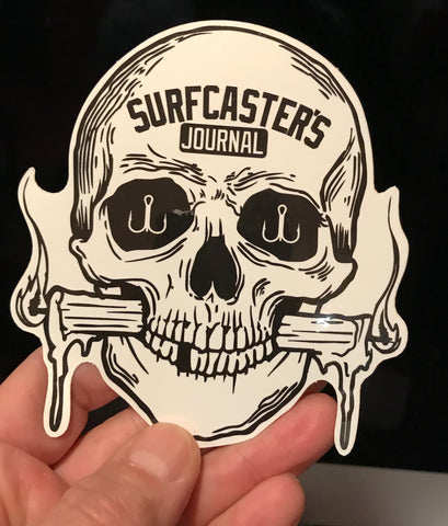 "*NEW PRODUCT* SJ ""Skull""  Sticker"