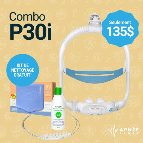 Resmed AirFit P30i | Combo