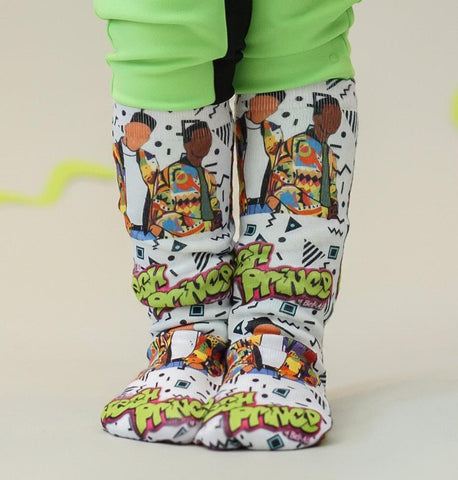 Fresh Prince Socks - Sweet Reasons