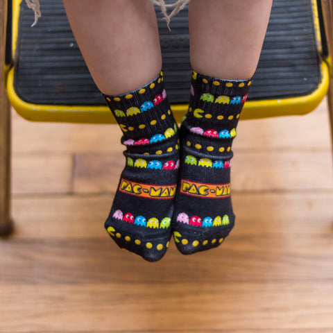Pac-Man Socks - Sweet Reasons