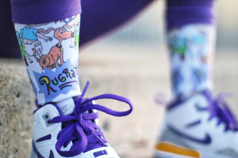 Rugrats Socks - Sweet Reasons