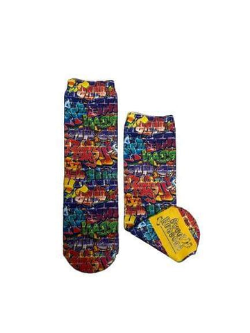 Graffiti Socks - Sweet Reasons