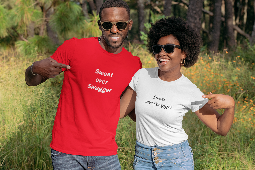 Sweat Over Swagger (Unisex) - So Swag Apparel