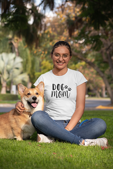 Dog Mom - So Swag Apparel