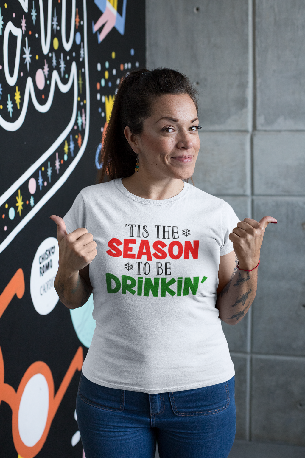 Tis the Season to be drinking! - So Swag Apparel