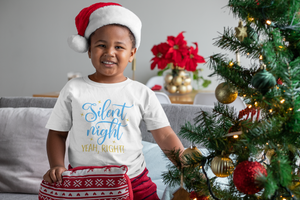 Silent Night - Yeah Right! - So Swag Apparel