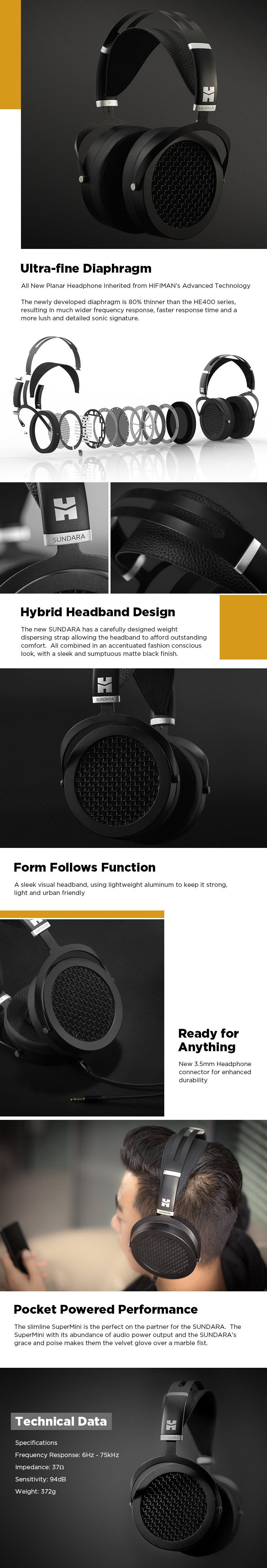 Buy HiFiMAN Sundara at hifinage in India with manufacturer warranty.