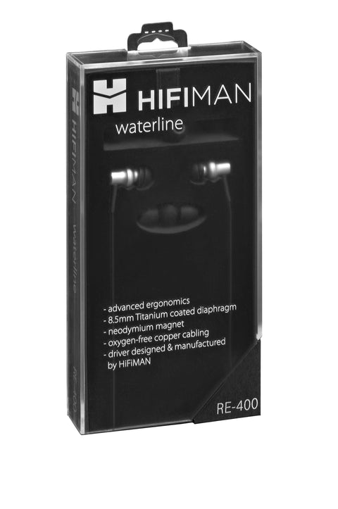 HIFIMAN RE400 with Upgraded Cable