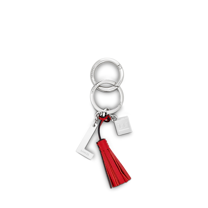 Nine Keyring - Red Lancel