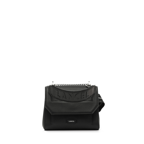 Flap Bag S - Black
