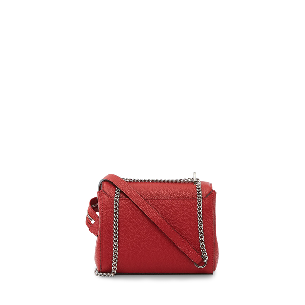 Flap Bag S - Red Lancel