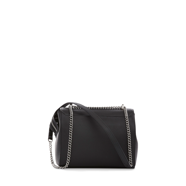 Flap Bag M - Black
