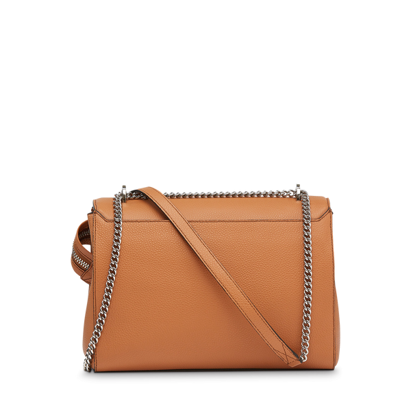 Flap Bag L - Camel