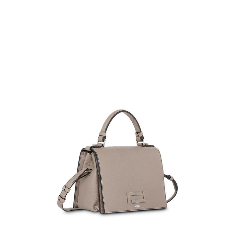 Top Handle Bag - Linen