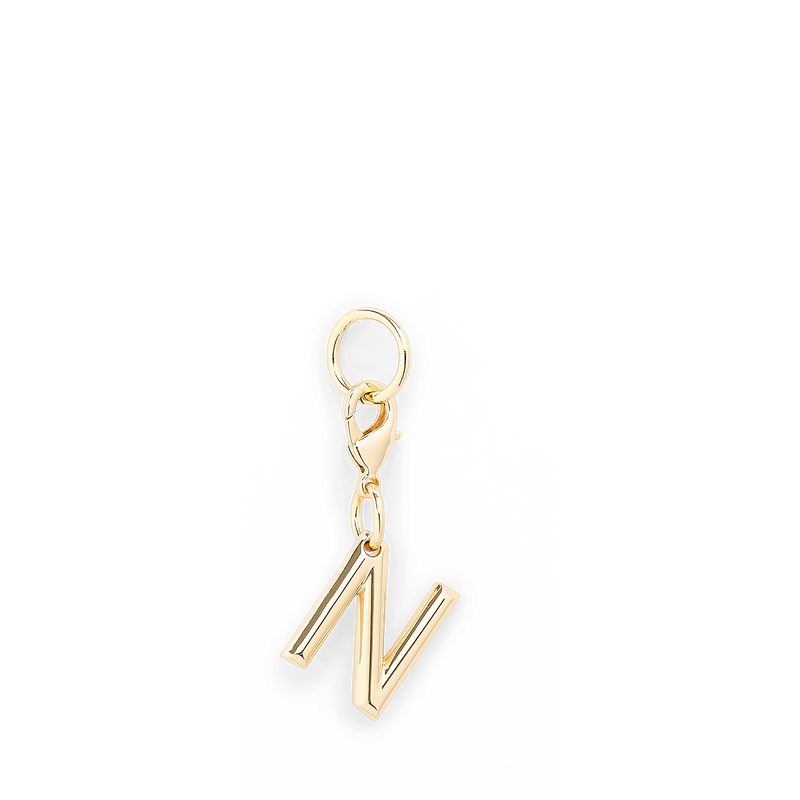 LETTER N CHARMS