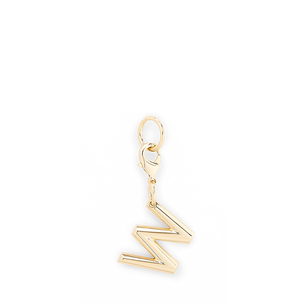 LETTER W CHARMS