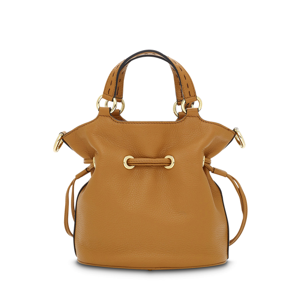 Bucket Bag S - Camel