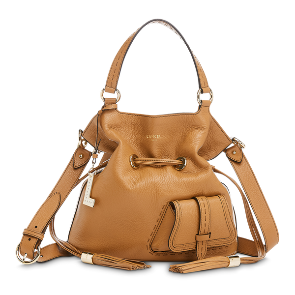 Bucket Bag M - Camel