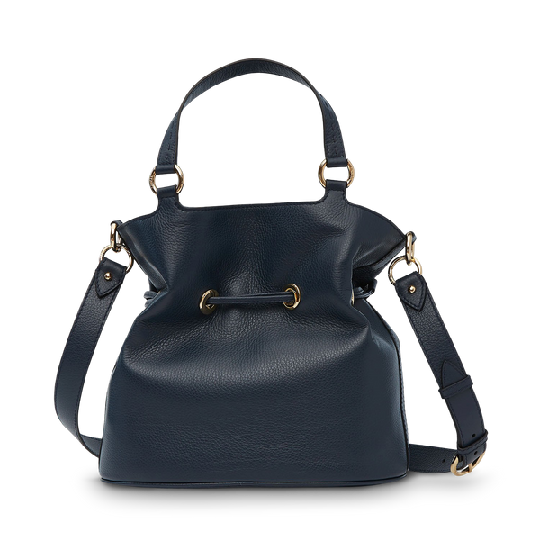 Bucket Bag M - Petrol Blue