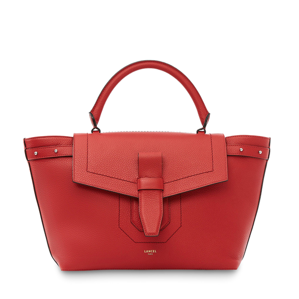 M Handbag - Red Lancel