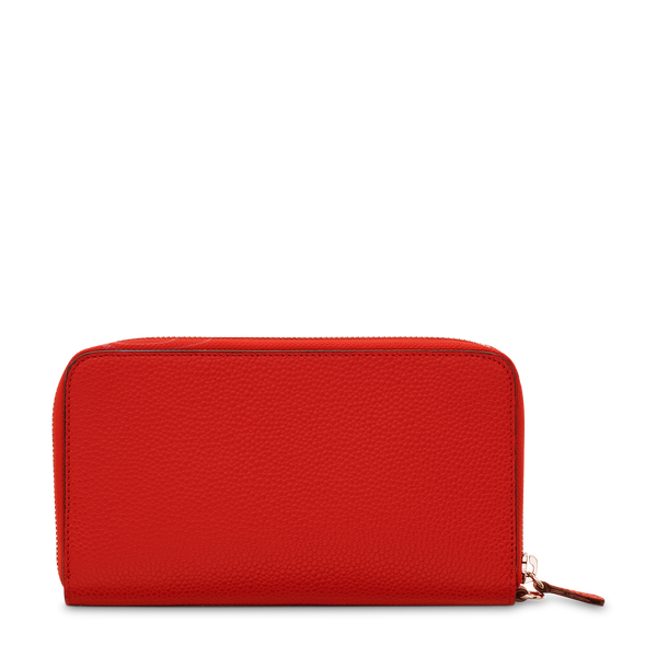 Zip Smartphone Wal - Red Lancel