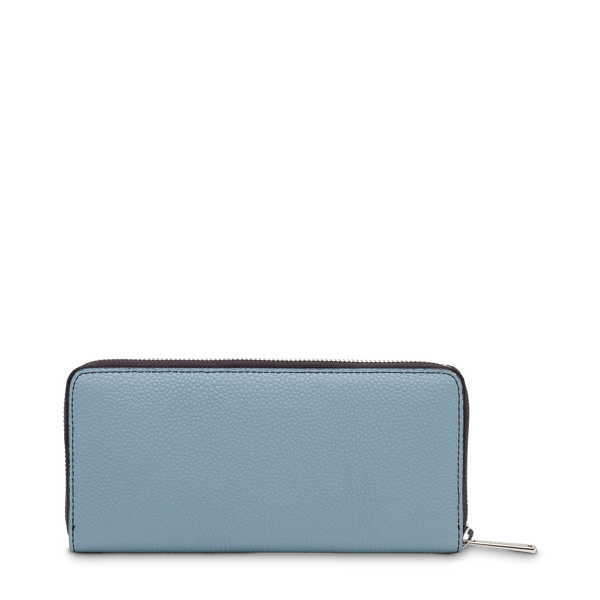 Slim Zip Wallet - Cloud