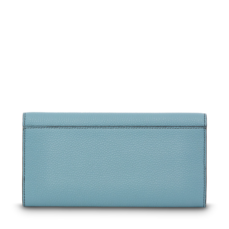 Slim Flap Wallet - Cloud
