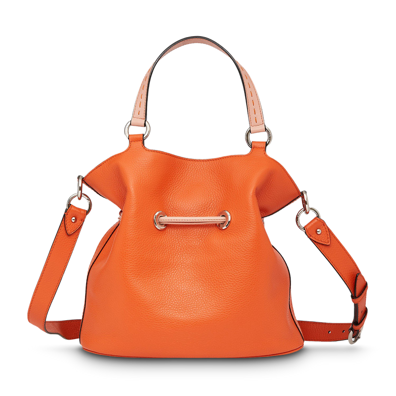 Bucket Bag M - Multico Papaya