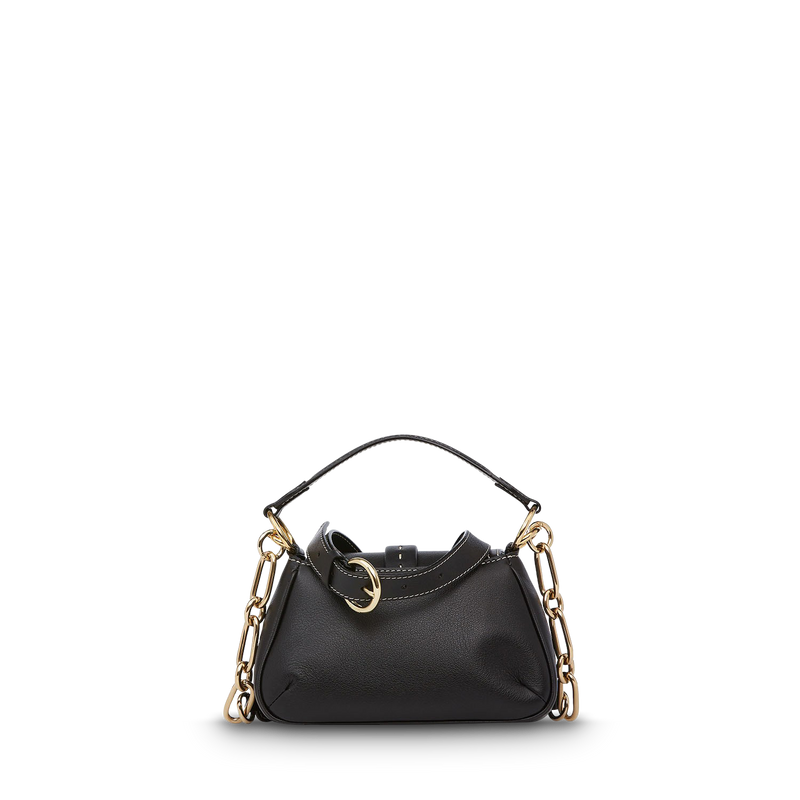 S Saddle Bag - Black