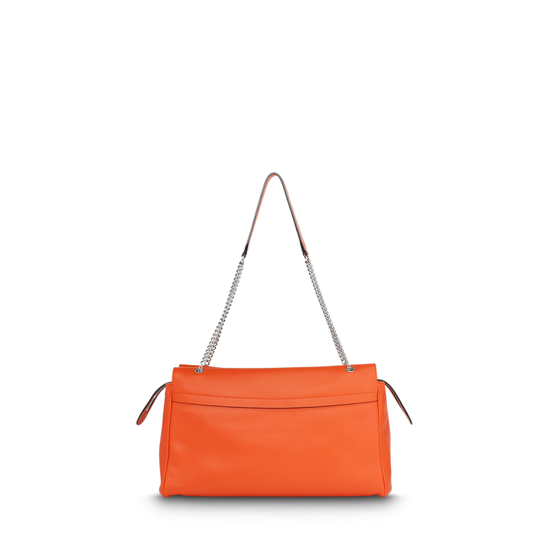 Handbag M - Papaya