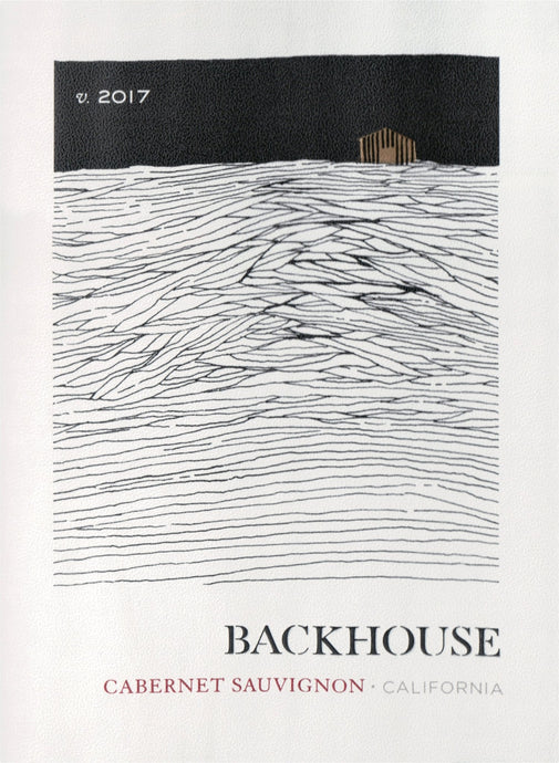 Backhouse Cabernet Sauvignon 750ml - A Good Story Foods