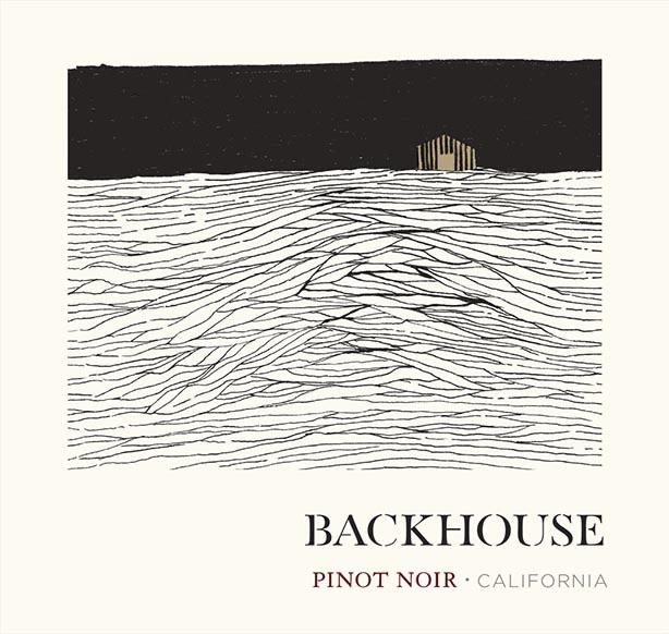 Backhouse Pinot Noir 750ml - A Good Story Foods