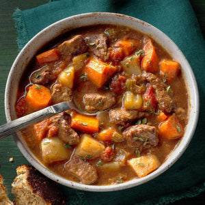 Beef Stew - A Good Story Foods